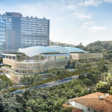 Novatec na construção do Centro de Educação Albert Einstein