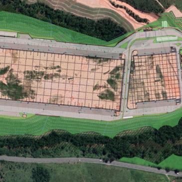 Novatec fará instalações na construção dos Galpões Franco da Rocha